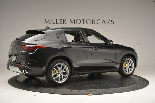 New 2019 Alfa Romeo Stelvio Ti Sport Q4 for sale Sold at Maserati of Westport in Westport CT 06880 6