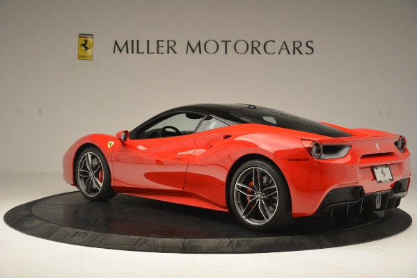 Used 2018 Ferrari 488 GTB for sale Sold at Maserati of Westport in Westport CT 06880 4