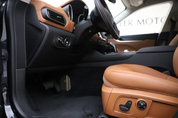 New 2019 Maserati Levante Q4 for sale Sold at Maserati of Westport in Westport CT 06880 14