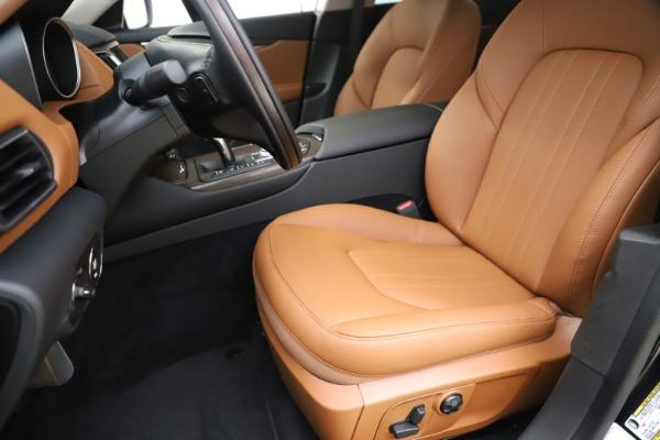 New 2019 Maserati Levante Q4 for sale Sold at Maserati of Westport in Westport CT 06880 15