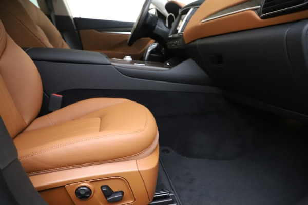 New 2019 Maserati Levante Q4 for sale Sold at Maserati of Westport in Westport CT 06880 23
