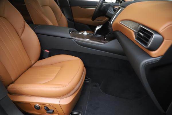 New 2019 Maserati Levante Q4 for sale Sold at Maserati of Westport in Westport CT 06880 24