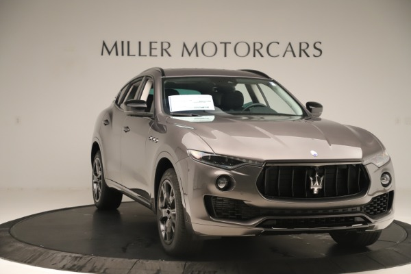 New 2019 Maserati Levante Q4 Nerissimo for sale $89,850 at Maserati of Westport in Westport CT 06880 11