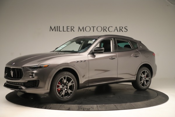New 2019 Maserati Levante Q4 Nerissimo for sale $89,850 at Maserati of Westport in Westport CT 06880 2