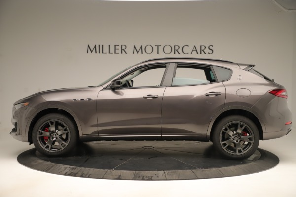 New 2019 Maserati Levante Q4 Nerissimo for sale $89,850 at Maserati of Westport in Westport CT 06880 3