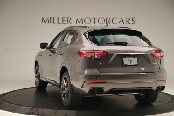 New 2019 Maserati Levante Q4 Nerissimo for sale $89,850 at Maserati of Westport in Westport CT 06880 5