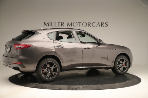 New 2019 Maserati Levante Q4 Nerissimo for sale $89,850 at Maserati of Westport in Westport CT 06880 8