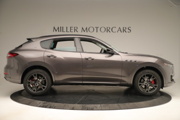 New 2019 Maserati Levante Q4 Nerissimo for sale $89,850 at Maserati of Westport in Westport CT 06880 9
