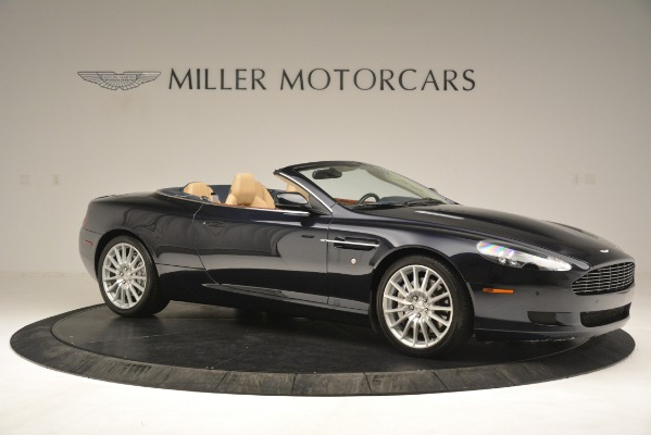 Used 2007 Aston Martin DB9 Convertible for sale Sold at Maserati of Westport in Westport CT 06880 10