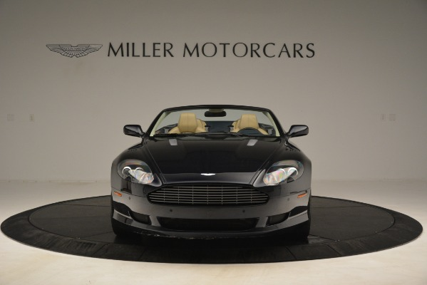Used 2007 Aston Martin DB9 Convertible for sale Sold at Maserati of Westport in Westport CT 06880 12