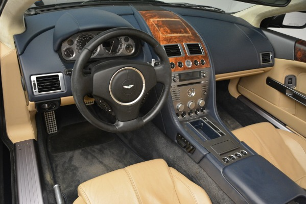 Used 2007 Aston Martin DB9 Convertible for sale Sold at Maserati of Westport in Westport CT 06880 14