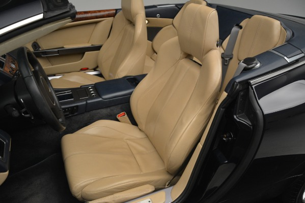 Used 2007 Aston Martin DB9 Convertible for sale Sold at Maserati of Westport in Westport CT 06880 17