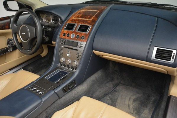 Used 2007 Aston Martin DB9 Convertible for sale Sold at Maserati of Westport in Westport CT 06880 19