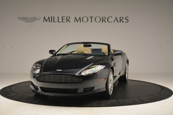 Used 2007 Aston Martin DB9 Convertible for sale Sold at Maserati of Westport in Westport CT 06880 2