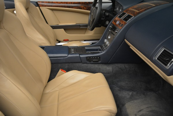 Used 2007 Aston Martin DB9 Convertible for sale Sold at Maserati of Westport in Westport CT 06880 20