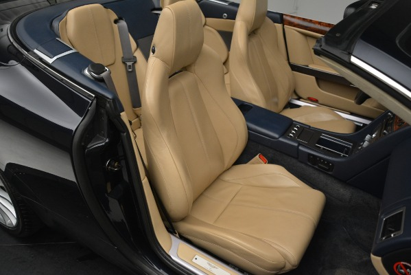 Used 2007 Aston Martin DB9 Convertible for sale Sold at Maserati of Westport in Westport CT 06880 21