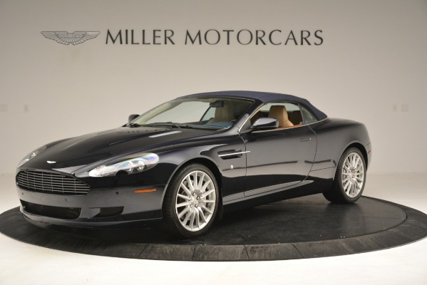 Used 2007 Aston Martin DB9 Convertible for sale Sold at Maserati of Westport in Westport CT 06880 23