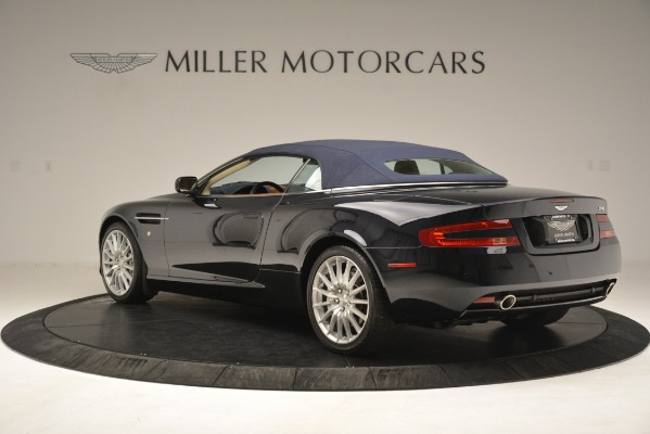 Used 2007 Aston Martin DB9 Convertible for sale Sold at Maserati of Westport in Westport CT 06880 26