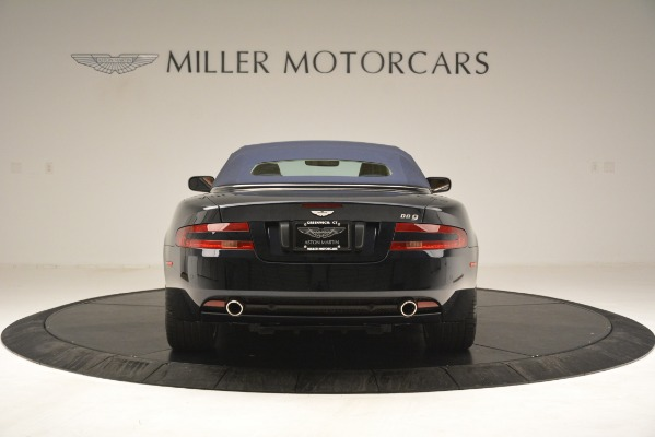 Used 2007 Aston Martin DB9 Convertible for sale Sold at Maserati of Westport in Westport CT 06880 27