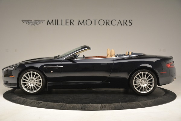 Used 2007 Aston Martin DB9 Convertible for sale Sold at Maserati of Westport in Westport CT 06880 3