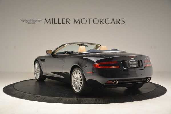 Used 2007 Aston Martin DB9 Convertible for sale Sold at Maserati of Westport in Westport CT 06880 5