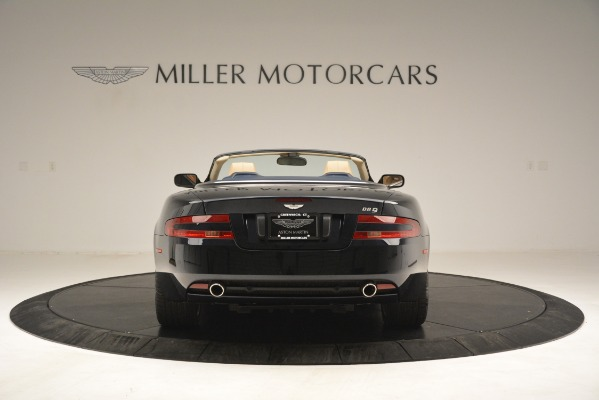 Used 2007 Aston Martin DB9 Convertible for sale Sold at Maserati of Westport in Westport CT 06880 6