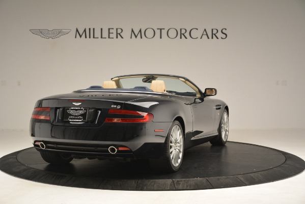 Used 2007 Aston Martin DB9 Convertible for sale Sold at Maserati of Westport in Westport CT 06880 7