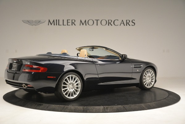 Used 2007 Aston Martin DB9 Convertible for sale Sold at Maserati of Westport in Westport CT 06880 8