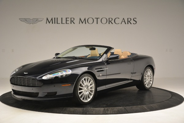 Used 2007 Aston Martin DB9 Convertible for sale Sold at Maserati of Westport in Westport CT 06880 1