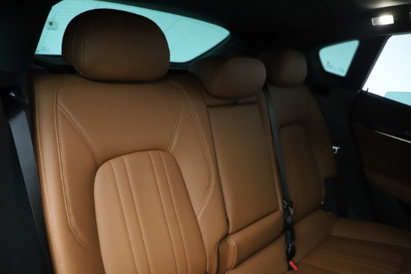 New 2019 Maserati Levante Q4 for sale Sold at Maserati of Westport in Westport CT 06880 26