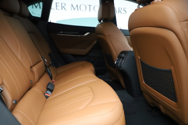 New 2019 Maserati Levante Q4 for sale Sold at Maserati of Westport in Westport CT 06880 27