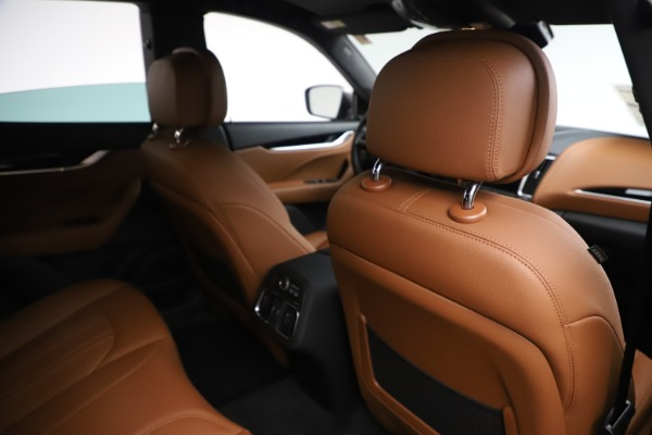 New 2019 Maserati Levante Q4 for sale Sold at Maserati of Westport in Westport CT 06880 28