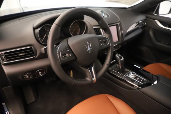 New 2019 Maserati Levante Q4 for sale Sold at Maserati of Westport in Westport CT 06880 13