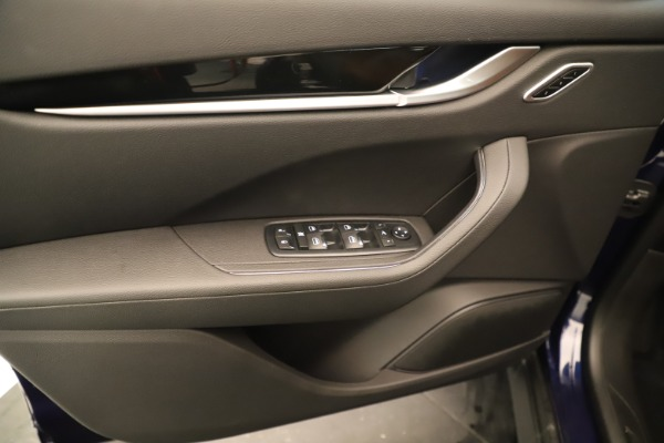 New 2019 Maserati Levante Q4 for sale Sold at Maserati of Westport in Westport CT 06880 17