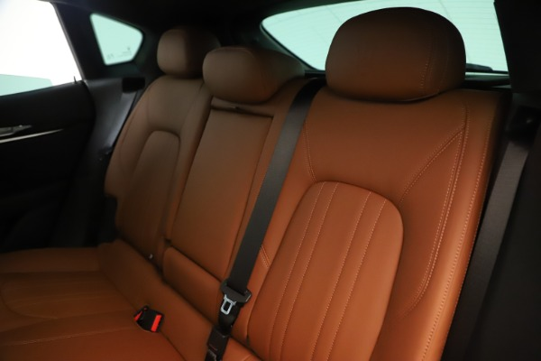 New 2019 Maserati Levante Q4 for sale Sold at Maserati of Westport in Westport CT 06880 18