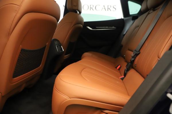 New 2019 Maserati Levante Q4 for sale Sold at Maserati of Westport in Westport CT 06880 19