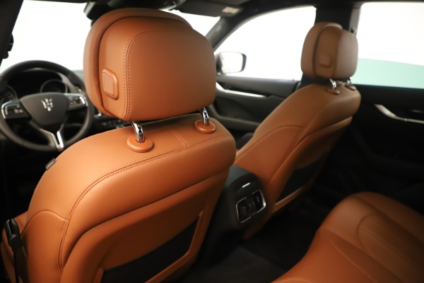 New 2019 Maserati Levante Q4 for sale Sold at Maserati of Westport in Westport CT 06880 20
