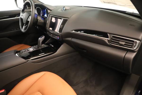 New 2019 Maserati Levante Q4 for sale Sold at Maserati of Westport in Westport CT 06880 22