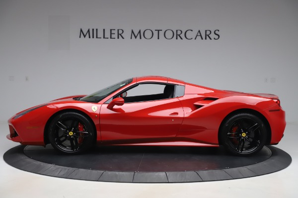 Used 2017 Ferrari 488 Spider for sale Sold at Maserati of Westport in Westport CT 06880 14