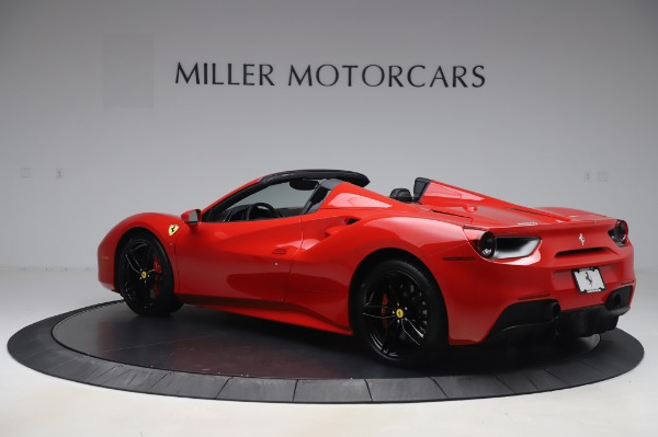 Used 2017 Ferrari 488 Spider for sale $275,900 at Maserati of Westport in Westport CT 06880 4