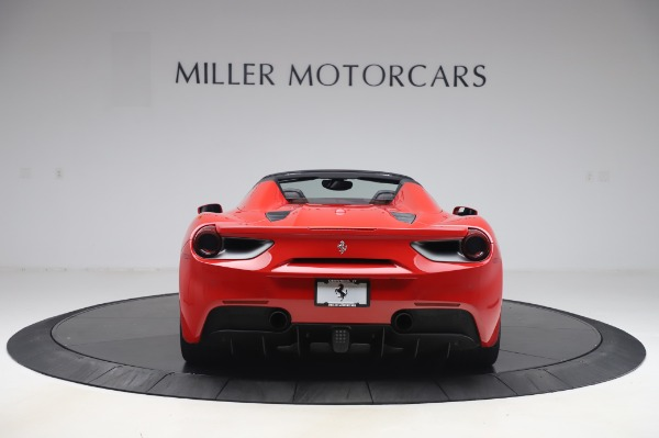 Used 2017 Ferrari 488 Spider for sale Sold at Maserati of Westport in Westport CT 06880 6