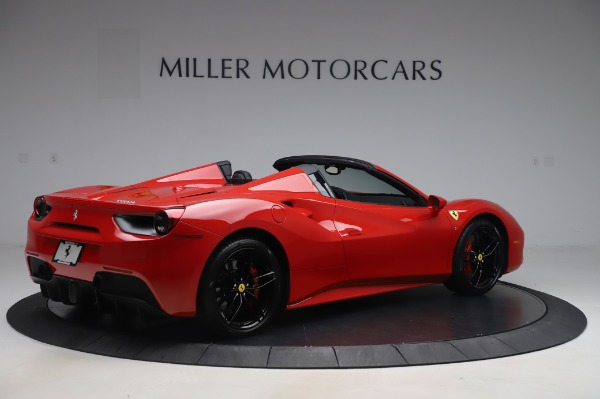 Used 2017 Ferrari 488 Spider for sale Sold at Maserati of Westport in Westport CT 06880 8