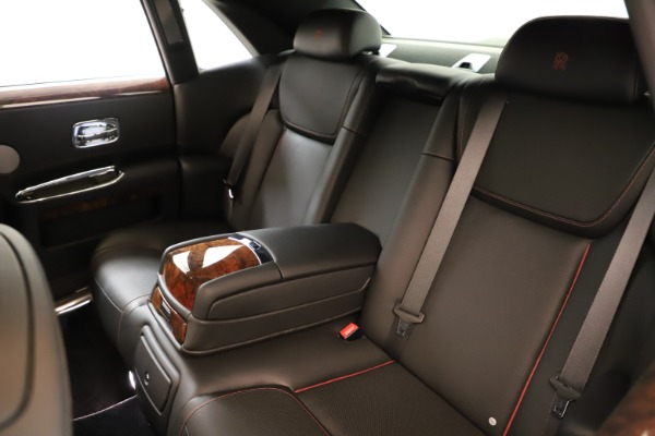 Used 2016 Rolls-Royce Ghost for sale Sold at Maserati of Westport in Westport CT 06880 19