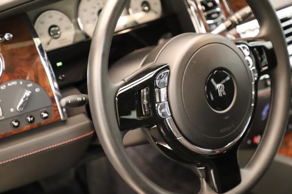 Used 2016 Rolls-Royce Ghost for sale Sold at Maserati of Westport in Westport CT 06880 25