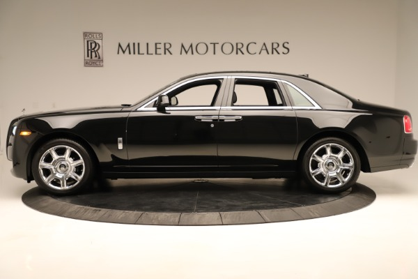 Used 2016 Rolls-Royce Ghost for sale Sold at Maserati of Westport in Westport CT 06880 3