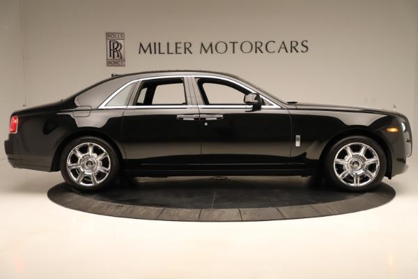 Used 2016 Rolls-Royce Ghost for sale Sold at Maserati of Westport in Westport CT 06880 9