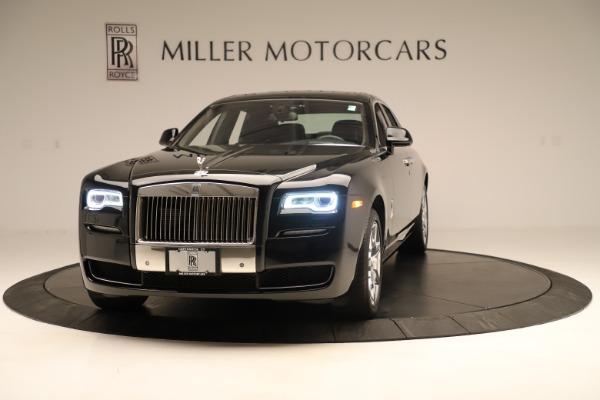 Used 2016 Rolls-Royce Ghost for sale Sold at Maserati of Westport in Westport CT 06880 1