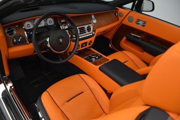 Used 2016 Rolls-Royce Dawn for sale Sold at Maserati of Westport in Westport CT 06880 15