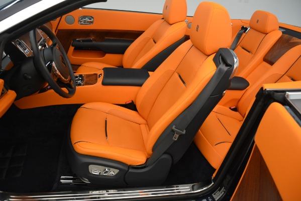 Used 2016 Rolls-Royce Dawn for sale Sold at Maserati of Westport in Westport CT 06880 16