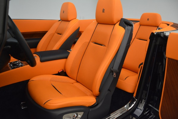 Used 2016 Rolls-Royce Dawn for sale Sold at Maserati of Westport in Westport CT 06880 17